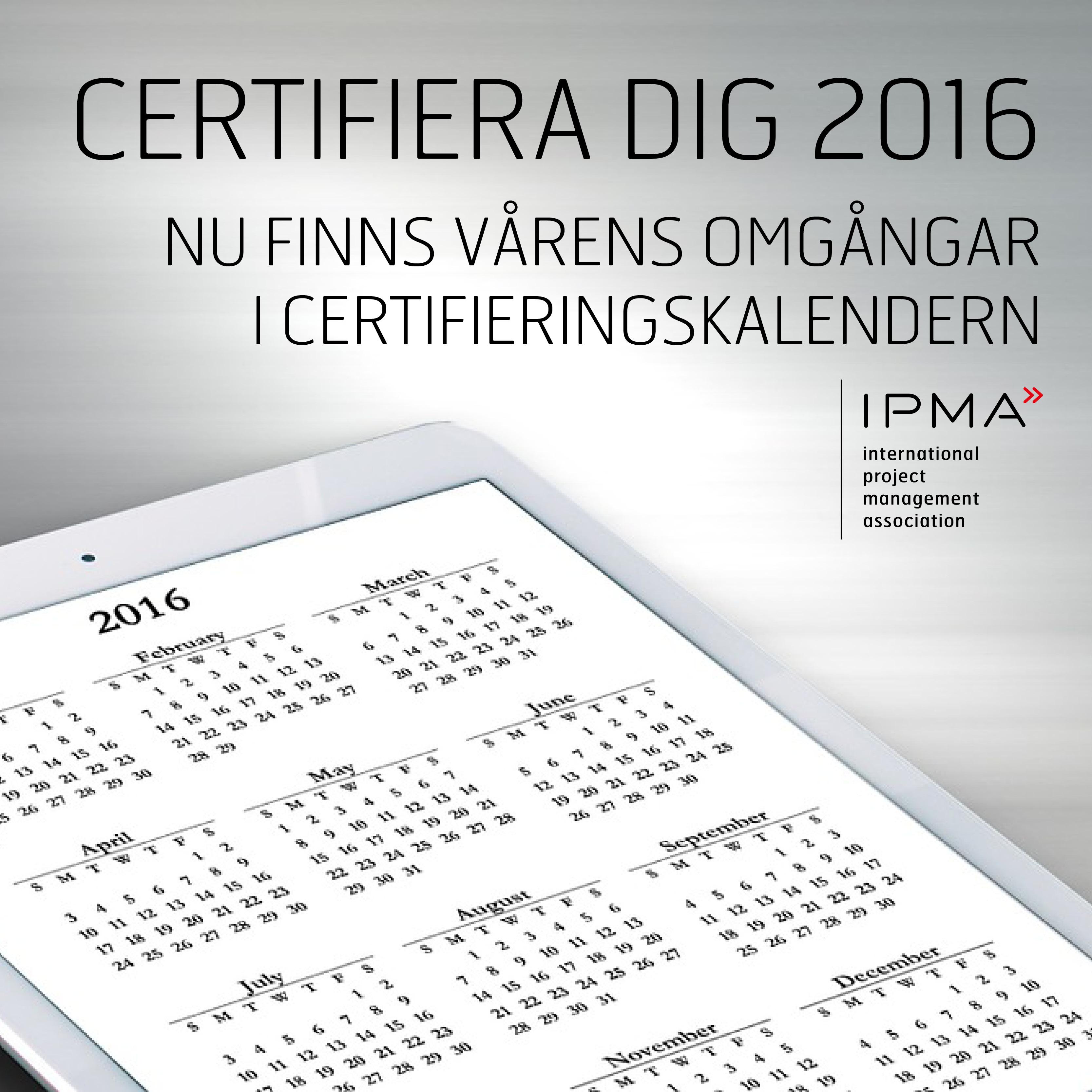 nya tider certifiering fyrkant